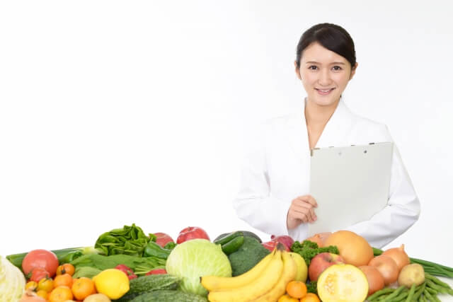 栄養学に基づいた食事法